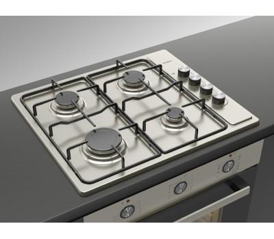 Варочная поверхность газовая Darina T1 BGM 341 11 X серебристый