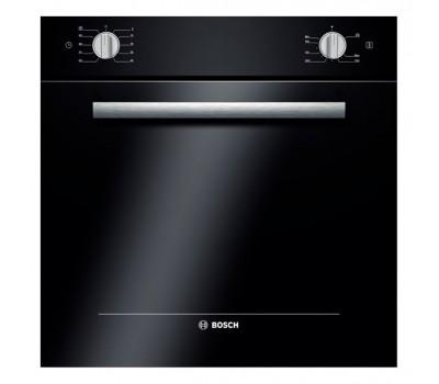 Духовой шкаф газовый Bosch HGN10G060 черный