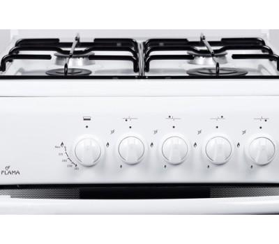 Газовая плита Flama FG 2406 W белый
