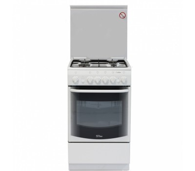 Газовая плита De Luxe 5040.33г белый