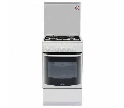 Газовая плита De Luxe 5040.44г ЧР белый