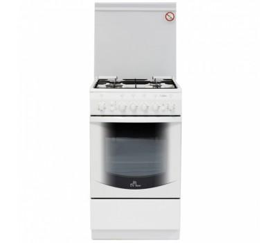 Газовая плита De Luxe 5040.31г ЧР белый