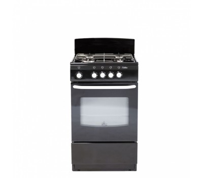 Газовая плита De Luxe 5040.38г(щ) черный
