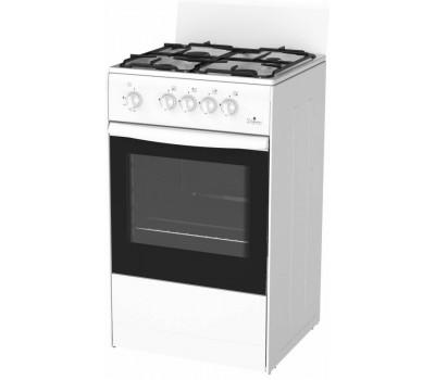 Газовая плита Darina S GM 441 001 W белый
