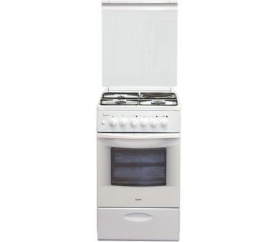 Комбинированная плита Лысьва ЭГ 1/3г01 МС-2у белый (стеклянная крышка)