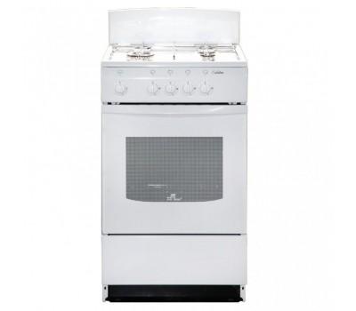 Газовая плита De Luxe 5040.45г (щ)-001 белый