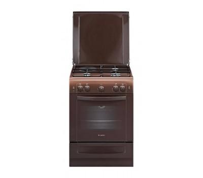 Плита Комбинированная Gefest ПГЭ 6110-01 0001 коричневый