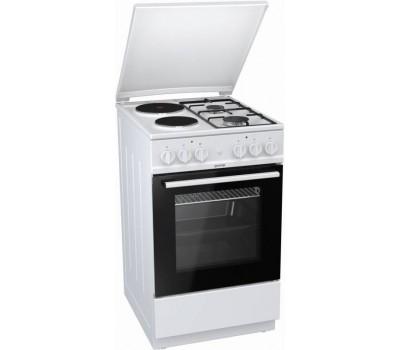 Плита Комбинированная Gorenje K5111WG белый