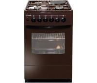 Комбинированная плита Лысьва ЭГ 1/3г01 M2C-2у коричневый