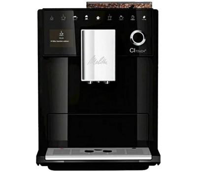 Кофемашина Melitta Caffeo CI Touch 1450Вт черный