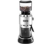 Кофемолка Delonghi KG520.M 150Вт сист.помол.:ротац.нож вместим.:350гр серебристый