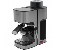 Кофеварка эспрессо Polaris PCM 4003AL нержавеющая сталь