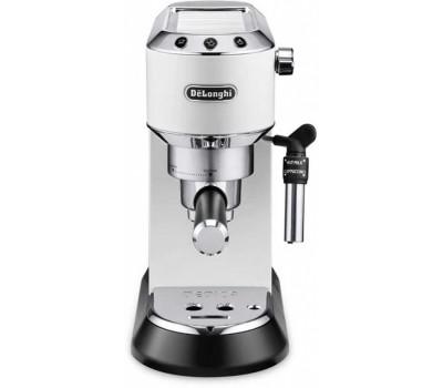 Кофеварка эспрессо Delonghi EC685.W 1300Вт белый