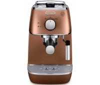 Кофеварка эспрессо Delonghi ECI341CP 1100Вт медный