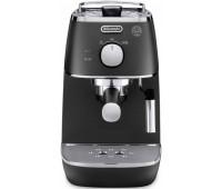 Кофеварка эспрессо Delonghi ECI341BK 1100Вт черный