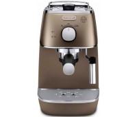 Кофеварка эспрессо Delonghi ECI341BZ 1100Вт бронзовый