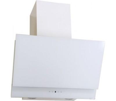 Вытяжка каминная Elikor Жемчуг 60П-700-Е4Д перламутровый/белое стекло, управление: сенсорное (1 мотор)