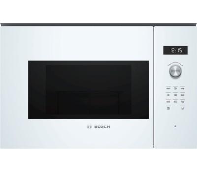 Микроволновая печь Bosch BFL524MW0 20л. 800Вт белый (встраиваемая)
