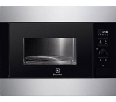 Микроволновая печь встраиваемая ELECTROLUX EMS26204OX серебристый