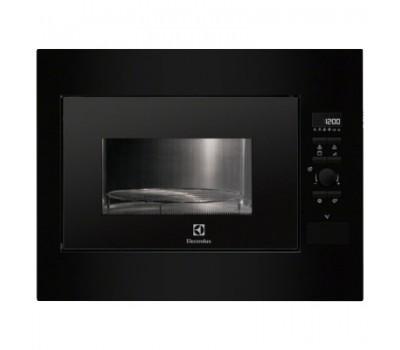 Микроволновая печь встраиваемая ELECTROLUX EMS26004OK черный