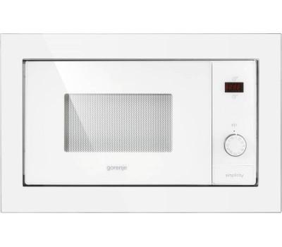 Микроволновая печь встраиваемая Gorenje BM6240SY2W белый