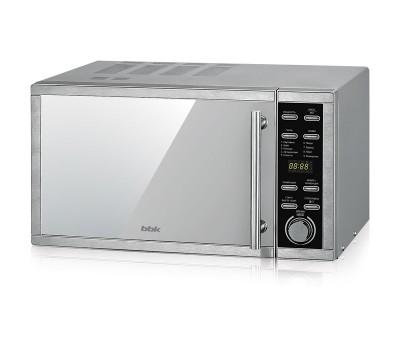 Микроволновая Печь BBK 25MWC-990T/S-M серебристый