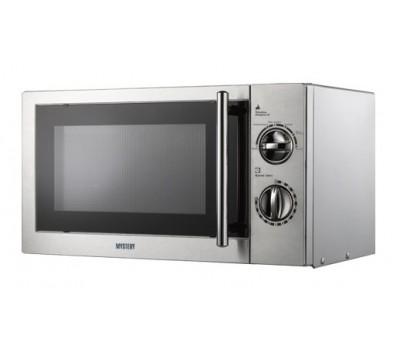 Микроволновая печь Mystery MMW-1708 серебристый