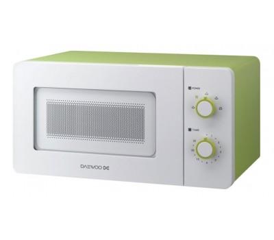 Микроволновая Печь Daewoo KOR-5A17 15л. 500Вт зеленый
