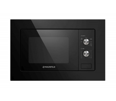 Микроволновая печь Maunfeld MBMO.20.2PGB 20л. 800Вт черный (встраиваемая)
