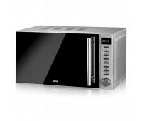 Микроволновая печь BBK 20MWG-733T/BS-M черный/серебро