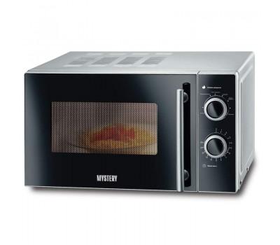 Микроволновая печь Mystery MMW-2032 серебристый/черный