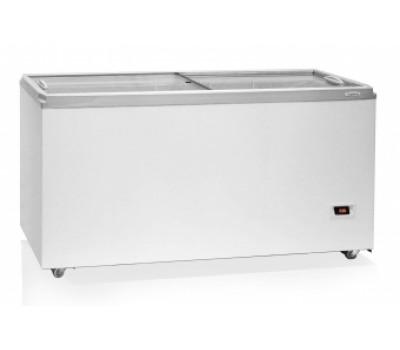 Морозильный ларь Бирюса 560VDZY белый