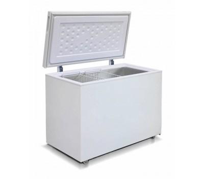 Морозильный ларь Бирюса Б-355VK белый