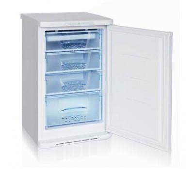 Морозильная камера Бирюса 148 белый