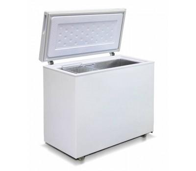 Морозильный ларь Бирюса Б-240VK белый 135Вт