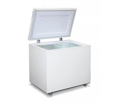Морозильный ларь Бирюса Б-260VK белый 135Вт