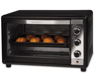 Мини-печь Scarlett SC-EO93O18 35л. 1600Вт черный
