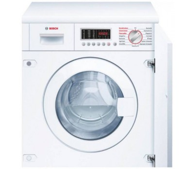Стиральная машина встраиваемая Bosch WKD28541OE белый