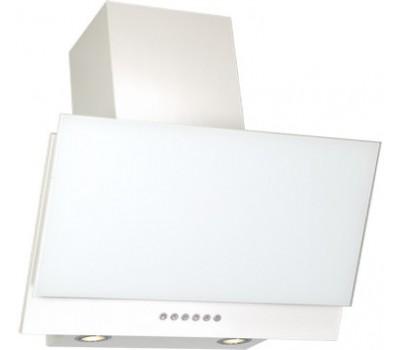 Вытяжка каминная Elikor Рубин S4 90П-700-Э4Д перламутровый/белое стекло, управление: кнопочное (1 мотор)
