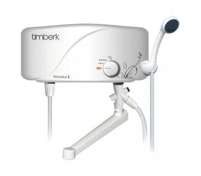 Водонагреватель проточный Timberk Primalux WHEL-3 OSC электрический настенный
