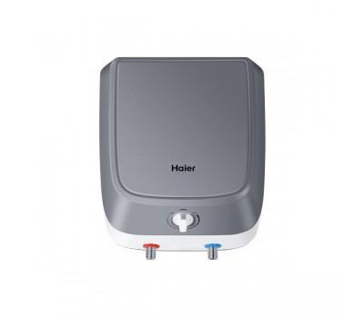 Водонагреватель Haier ES10V-Q1(R) 1,5 кВт. 10 л. электрический накопительный, серый