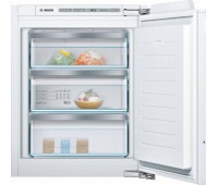 Морозильный шкаф встраиваемый BOSCH GIV11AF20R белый