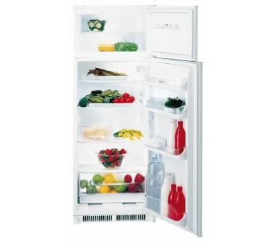 Холодильник встраиваемый Hotpoint-Ariston BD 2422/HA белый