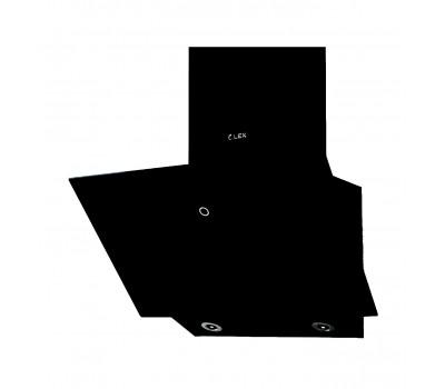 Наклонная кухонная вытяжка Lex Touch 600 черный