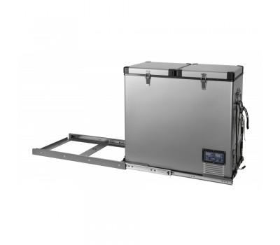 Крепление выдвижного типа для автохолодильников Indel B TB65 / TB74 / TB92 / TB100 / TB118 / TB130 купить недорого с доставкой
