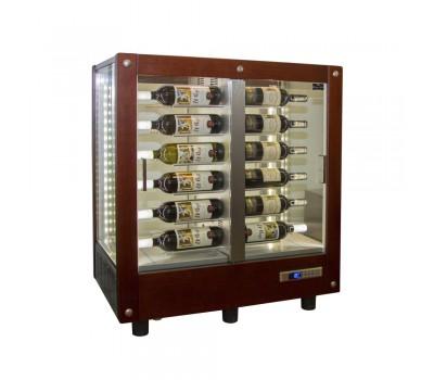 Охлаждающий винный шкаф EXPO «Cornice Vino 85» купить недорого с доставкой