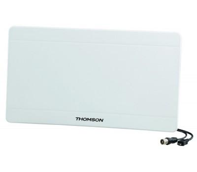Антенна телевизионная Thomson ANT1706 43дБ активная белый каб.:1.4м купить недорого с доставкой