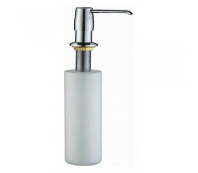 Дозатор для мыла Matteo 601p с пластиковой колбой купить недорого с доставкой, в нашем интернет магазине