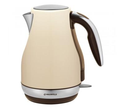 Электрический чайник MAUNFELD MFK-794 BG купить недорого с доставкой, в нашем интернет магазине
