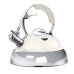 Чайник со свистком MAUNFELD MRK-119BG бежевый купить недорого с доставкой, в нашем интернет магазине